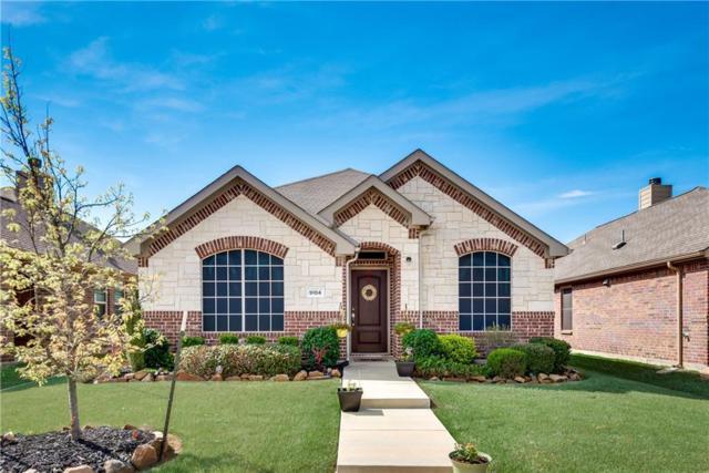 9104 Remington Drive, Aubrey, TX 76227 (MLS #14053747) :: Real Estate By Design