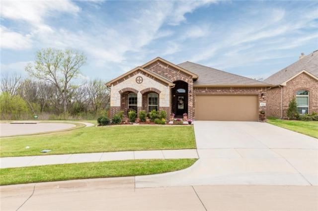 1260 Ashley Drive, Weatherford, TX 76087 (MLS #14053750) :: The Daniel Team