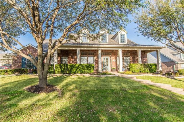 535 Stone Creek Drive, Prosper, TX 75078 (MLS #14053796) :: The Heyl Group at Keller Williams