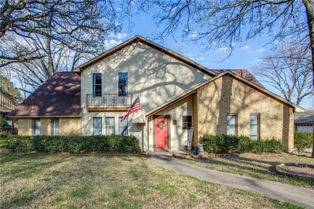 606 Queens Road, Denison, TX 75020 (MLS #14053814) :: Baldree Home Team