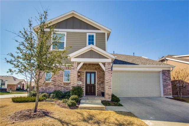 404 Stableford Street, Celina, TX 75009 (MLS #14053882) :: Real Estate By Design