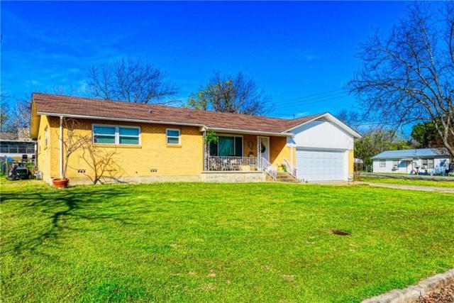 114 N Avenue R, Clifton, TX 76634 (MLS #14053916) :: RE/MAX Town & Country