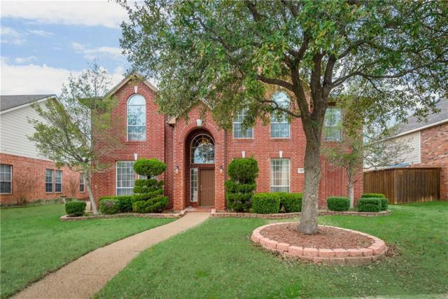 405 Heatherwood Drive, Allen, TX 75002 (MLS #14053935) :: Frankie Arthur Real Estate