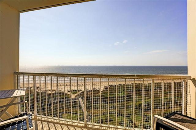 1401 E Beach Drive #1109, Galveston, TX 77550 (MLS #14054024) :: Team Hodnett