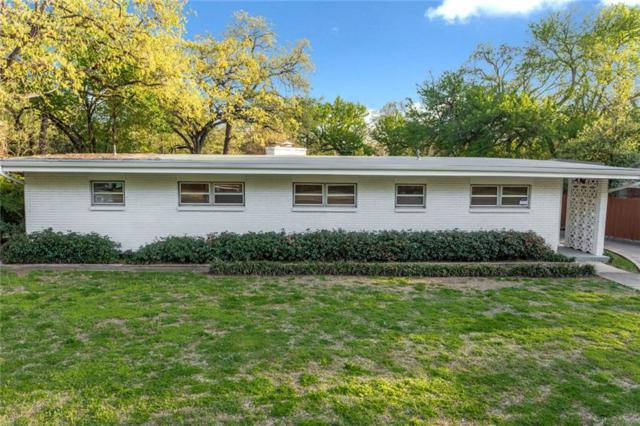 7304 Normandy Road, Fort Worth, TX 76112 (MLS #14054025) :: The Heyl Group at Keller Williams