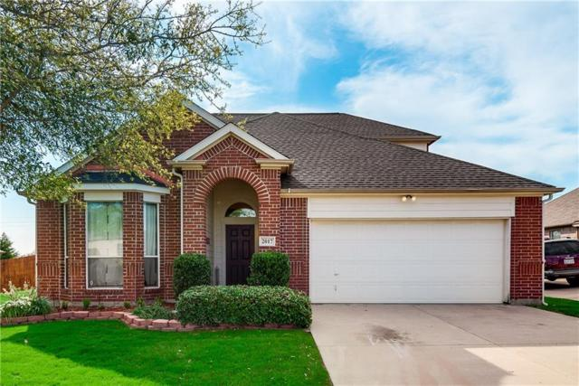 2017 Wild Turkey Drive, Midlothian, TX 76065 (MLS #14054041) :: Frankie Arthur Real Estate