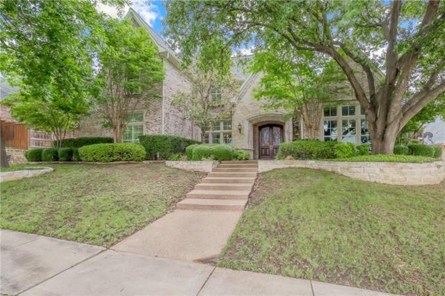 6604 Trail Bluff Drive, Plano, TX 75024 (MLS #14054054) :: Kimberly Davis & Associates