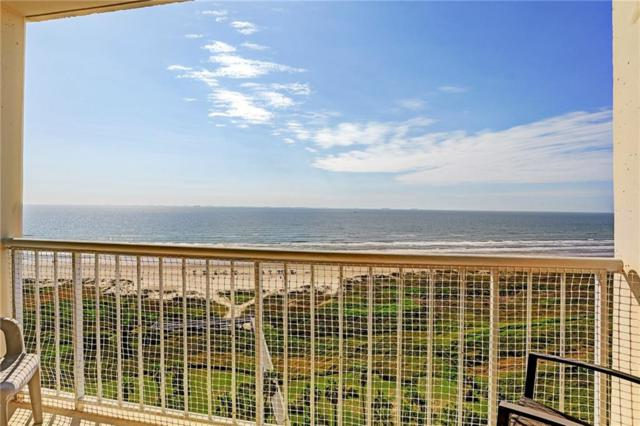 1401 E Beach Drive #1110, Galveston, TX 77550 (MLS #14054103) :: Team Hodnett