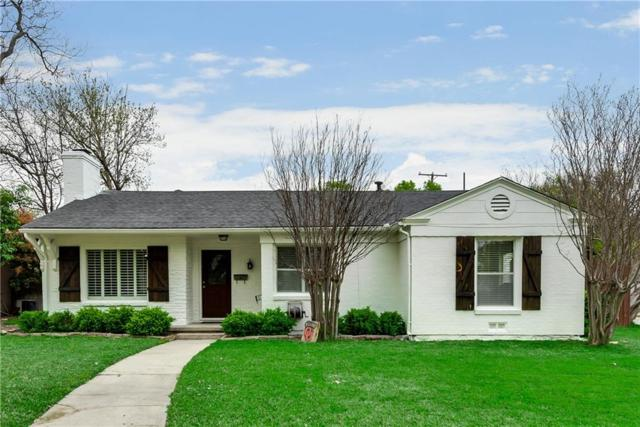 6400 Kenwick Avenue, Fort Worth, TX 76116 (MLS #14054139) :: The Mitchell Group