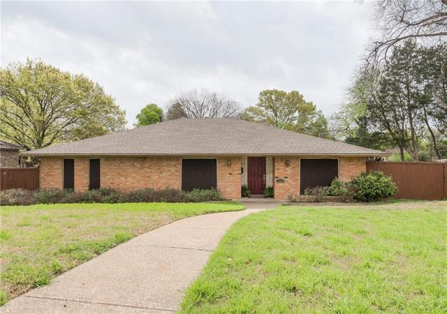 7130 Hunnicut Circle, Dallas, TX 75227 (MLS #14054207) :: RE/MAX Landmark