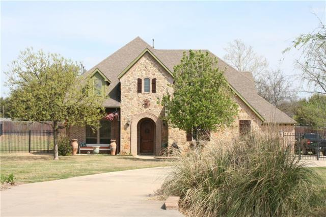 3828 Eagles Nest Trail, Burleson, TX 76028 (MLS #14054299) :: The Mitchell Group