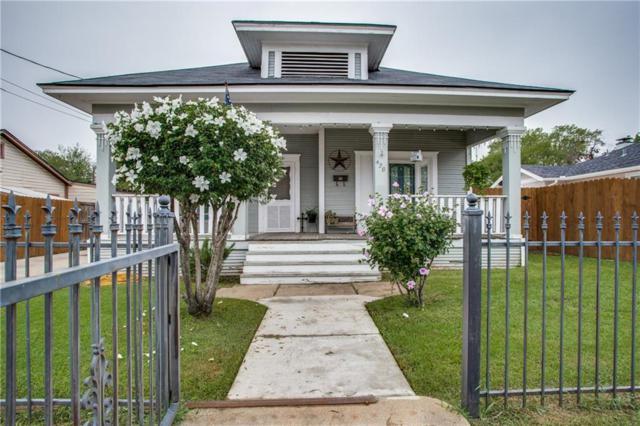 428 W 7th Street, Dallas, TX 75208 (MLS #14054313) :: Lynn Wilson with Keller Williams DFW/Southlake