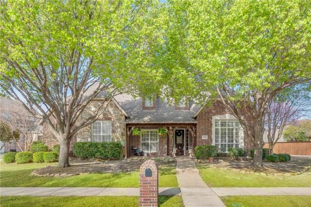 2004 Cotton Mill Drive, Mckinney, TX 75072 (MLS #14054380) :: RE/MAX Town & Country