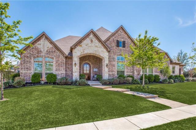 2420 Spring Crest Drive, Prosper, TX 75078 (MLS #14054474) :: Roberts Real Estate Group