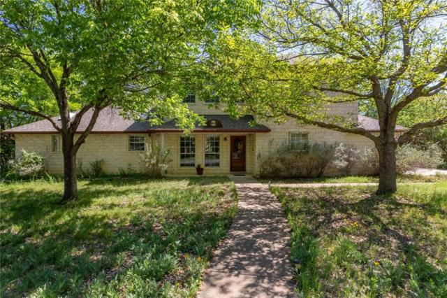 933 Highland Drive, Cleburne, TX 76033 (MLS #14054567) :: The Chad Smith Team