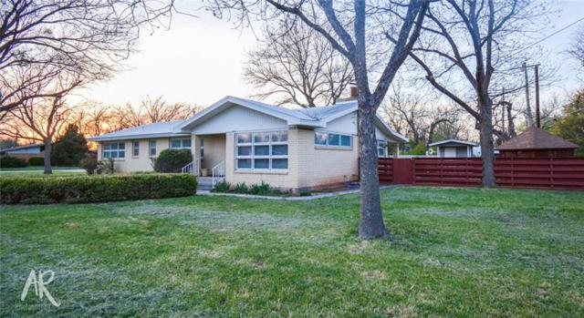 3700 Yale Avenue, Abilene, TX 79603 (MLS #14054593) :: RE/MAX Landmark