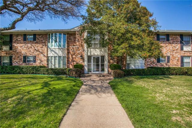 5819 E University Boulevard 5819D, Dallas, TX 75206 (MLS #14054677) :: Team Hodnett
