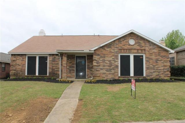 2028 Meadowbrook Drive, Mesquite, TX 75149 (MLS #14054699) :: RE/MAX Town & Country