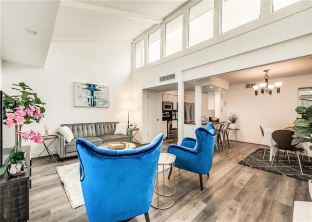 5908 Sandhurst Lane #243, Dallas, TX 75206 (MLS #14054757) :: Van Poole Properties Group