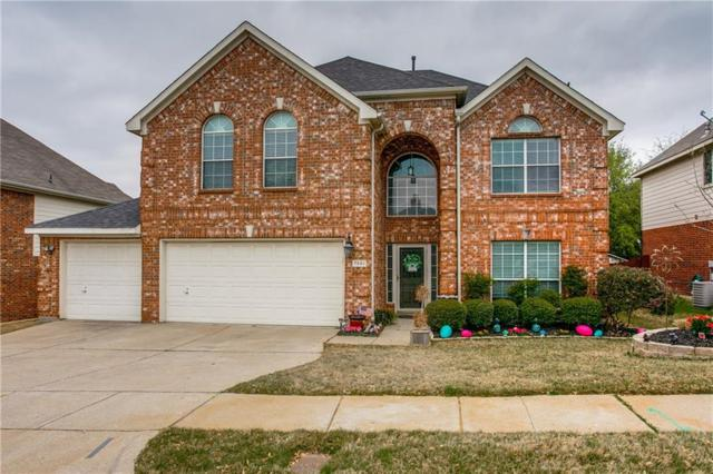 7551 Parkgate Drive, Fort Worth, TX 76137 (MLS #14054797) :: RE/MAX Town & Country