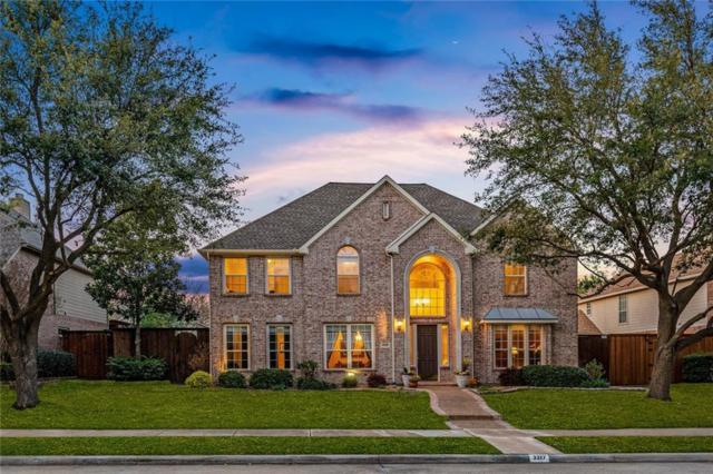 3317 Edwards Drive, Plano, TX 75025 (MLS #14054798) :: The Chad Smith Team