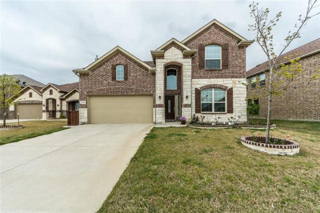 5224 Texana Drive, Frisco, TX 75036 (MLS #14054814) :: RE/MAX Town & Country