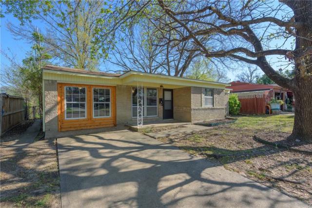 3014 Mason Drive, Mesquite, TX 75150 (MLS #14054842) :: RE/MAX Town & Country