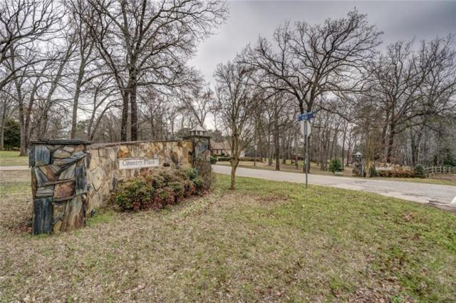 19117 Lakeshore Drive, Tyler, TX 75703 (MLS #14054892) :: RE/MAX Town & Country