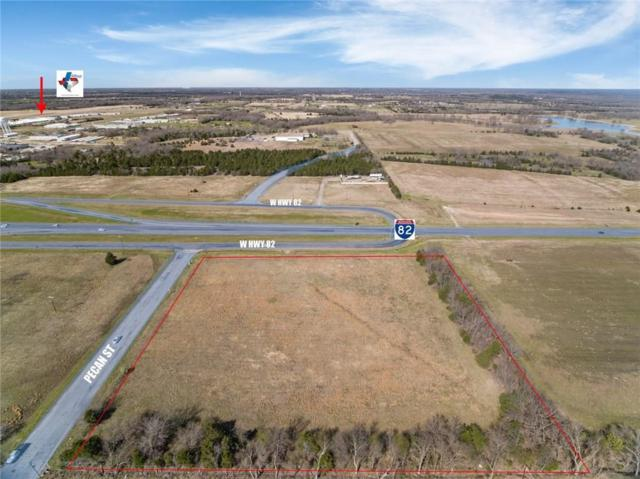 PECAN Hwy 82, Bonham, TX 75418 (MLS #14054922) :: The Mauelshagen Group