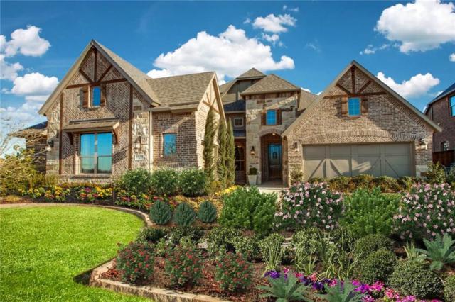 9804 Grouse Ridge Lane, Oak Point, TX 75068 (MLS #14054944) :: RE/MAX Pinnacle Group REALTORS