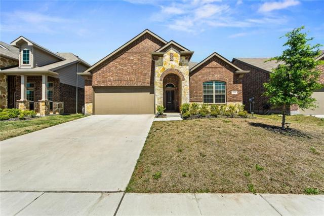 15516 Leadenhall Street, Frisco, TX 75036 (MLS #14054946) :: RE/MAX Landmark