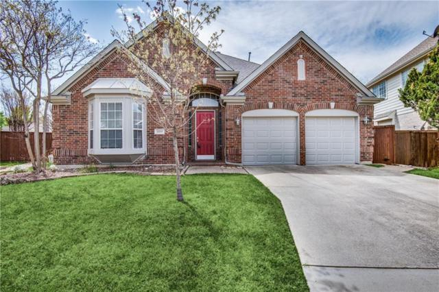 10309 Waters Court, Irving, TX 75063 (MLS #14054991) :: RE/MAX Town & Country