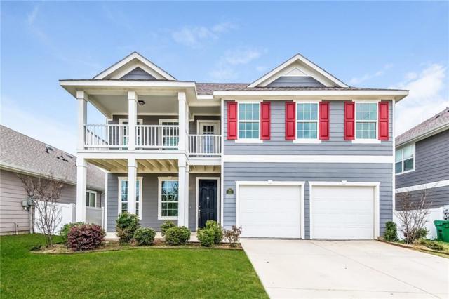 9117 Benevolent Court, Aubrey, TX 76227 (MLS #14055107) :: Real Estate By Design