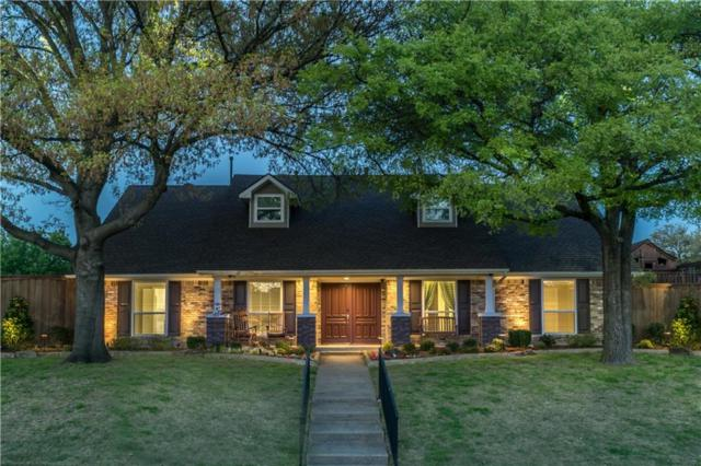 2804 Canyon Valley Trail, Plano, TX 75075 (MLS #14055168) :: The Heyl Group at Keller Williams