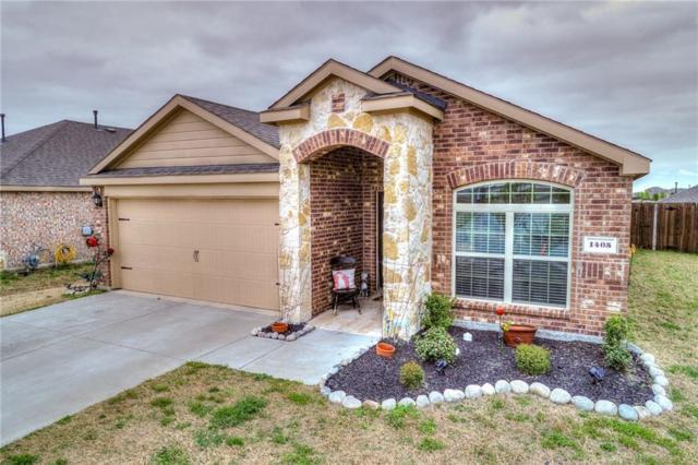 1405 Pampa Grass Drive, Princeton, TX 75407 (MLS #14055182) :: The Daniel Team