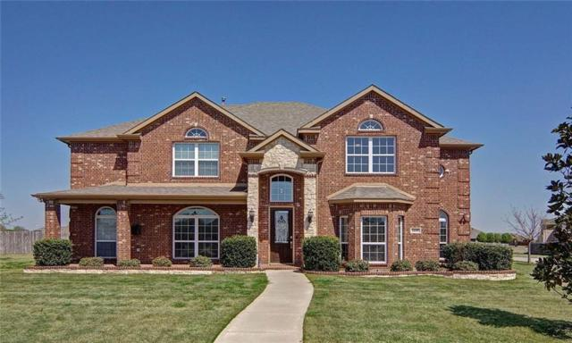 1440 Fence Post Drive, Fort Worth, TX 76052 (MLS #14055198) :: Frankie Arthur Real Estate