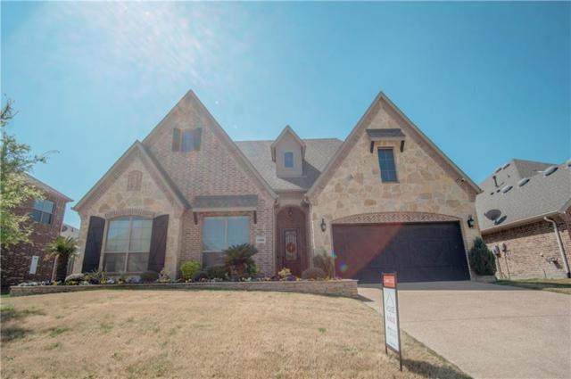 1908 Hickory Hill Drive, Mansfield, TX 76063 (MLS #14055308) :: The Tierny Jordan Network
