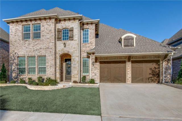 8236 Bonny Bank, The Colony, TX 75056 (MLS #14055311) :: The Rhodes Team