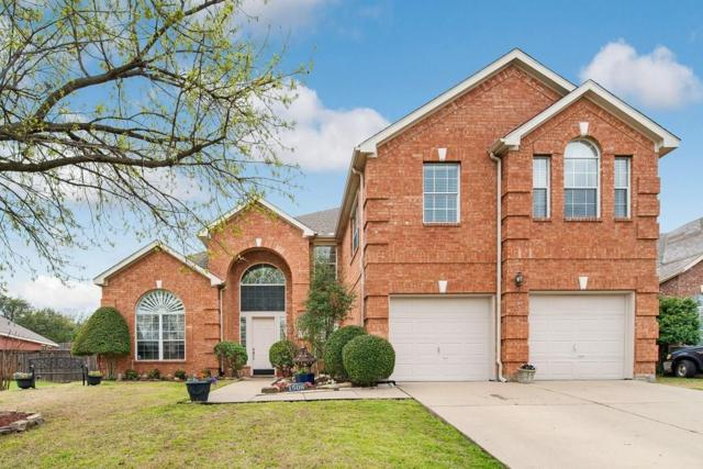 1508 Brimwood Drive, Mckinney, TX 75072 (MLS #14055340) :: RE/MAX Town & Country