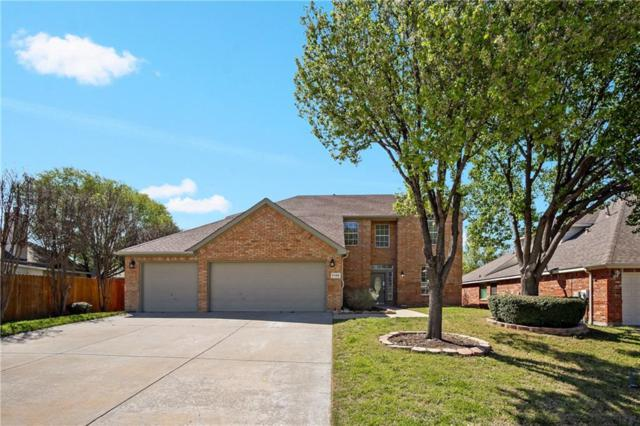 7105 Bunk House Drive, Fort Worth, TX 76179 (MLS #14055367) :: RE/MAX Town & Country