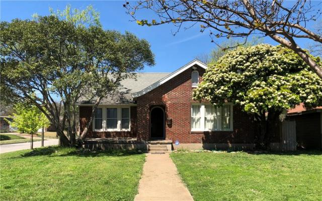 3029 Ethel Avenue, Waco, TX 76707 (MLS #14055382) :: RE/MAX Landmark