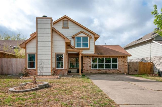 4620 Misty Ridge Drive, Fort Worth, TX 76137 (MLS #14055388) :: RE/MAX Town & Country