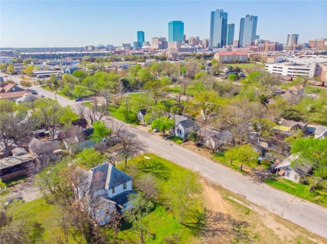 1305 Waterman Street, Fort Worth, TX 76102 (MLS #14055462) :: RE/MAX Town & Country