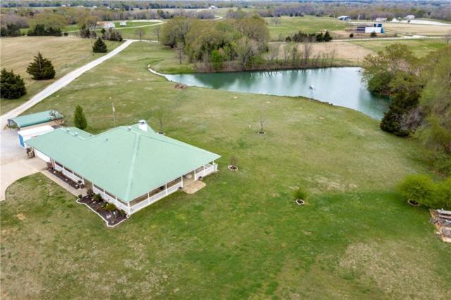4021 Dugan Chapel Road, Bells, TX 75414 (MLS #14055503) :: The Tierny Jordan Network
