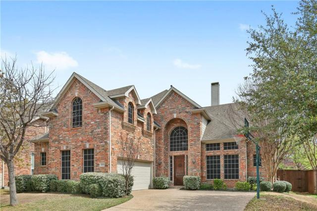 3404 Tanyard Court, Flower Mound, TX 75022 (MLS #14055608) :: RE/MAX Town & Country