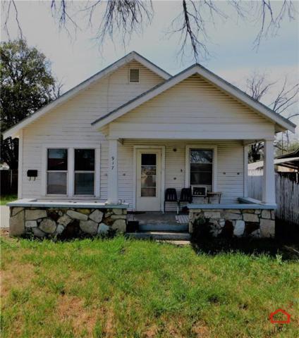 917 Koberlin Street, San Angelo, TX 76903 (MLS #14055642) :: The Chad Smith Team