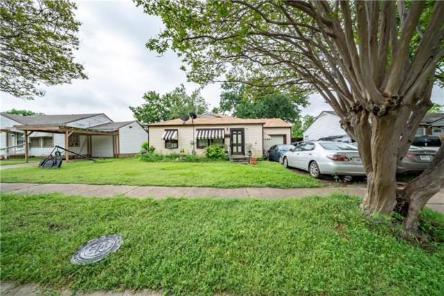 4518 Newmore Avenue, Dallas, TX 75209 (MLS #14055710) :: The Mitchell Group