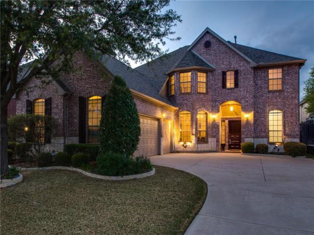 4520 Cassandra Drive, Flower Mound, TX 75022 (MLS #14055758) :: Frankie Arthur Real Estate
