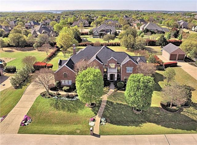 5205 Coral Springs Drive, Flower Mound, TX 75022 (MLS #14055765) :: RE/MAX Town & Country