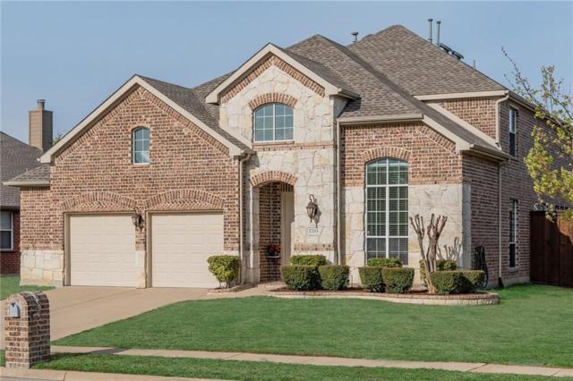 2353 Quail Creek Drive, Little Elm, TX 75068 (MLS #14055838) :: RE/MAX Town & Country